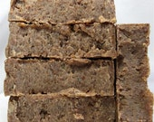 Chocolate Gingerbread Goat's Milk Soap