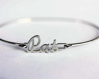 Name Bracelet - Pat