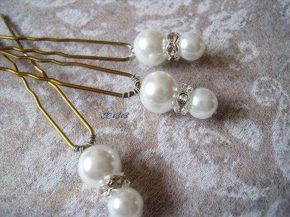 Simplicity Hair Pins