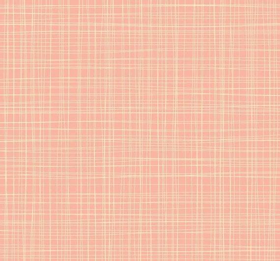 Flannel Farm Fresh Pink Haybale - Riley Blake Designs - 1 yard - Last One