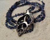 Kalypso Iolite Necklace