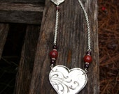 PMC The Bleeding Heart Necklace