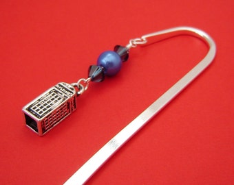 Doctor Who 'Tardis' Bookmark