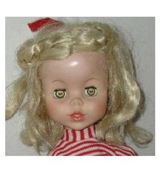 Eegee 1963 Puppetrina Doll