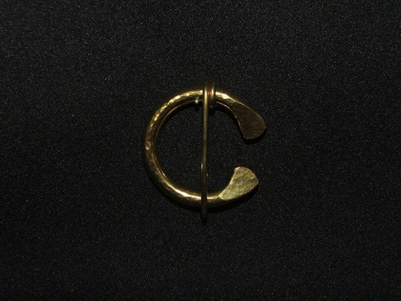 Celtic Brooch Small