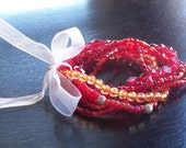 Posh Beaded Bracelets - GREAT for Bridal Party Gifts