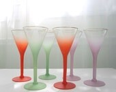 Mad Men Vintage Glassware Holiday