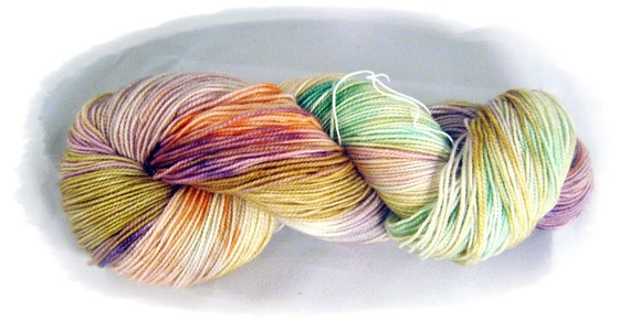 Sparkle Sock Yarn 100g - Daisy (Downton Abbey Inspired)