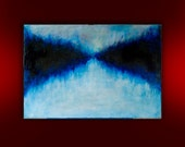 Meltdown - (24x36) Original Abstract Painting