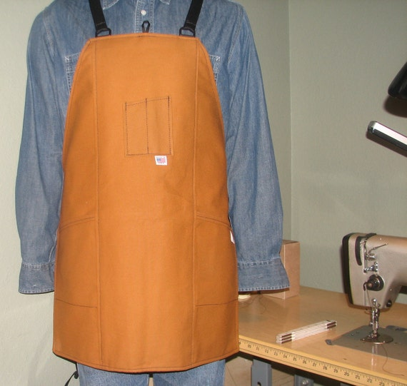 Crafting / Woodworking Apron Canvas by ActionWare on Etsy