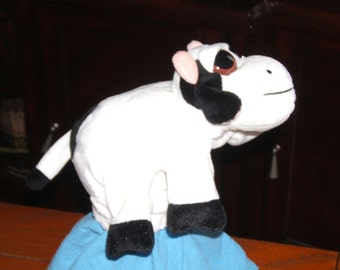 Teacher Resources - Cow Hand Puppet