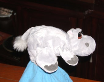Teacher Resource - Hippo Hand Puppet