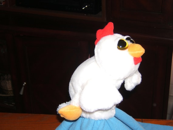 Teacher Resource - Rooster Hand Puppet