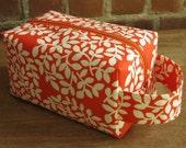 Citrus Orange Box Bag