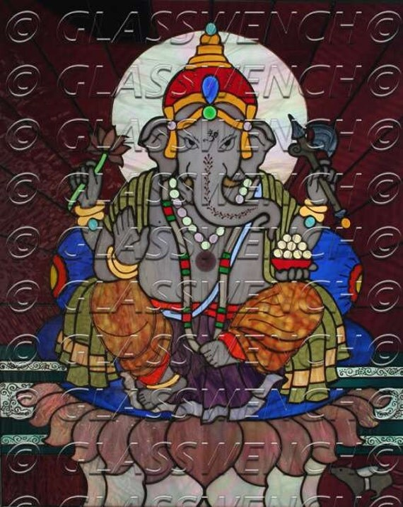recipe: stained glass designs india