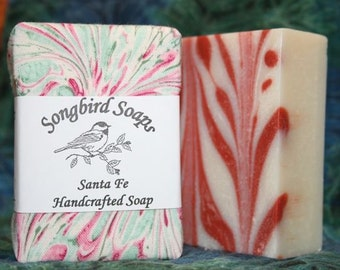 Spearmint with Peppermint Palm Free Vegan Soap Bar