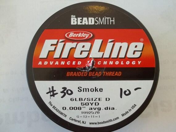 6lb Smoke Fire Line 50 Yards