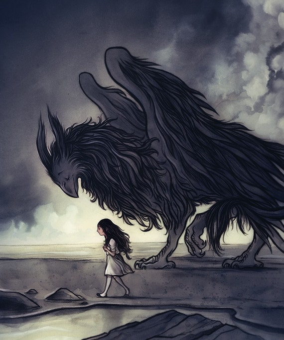 The Gryphon (Alice 10/14)