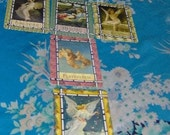 Card Reading (via email) Above-Below-WithIn 7 Card Layout Angel Oracle Deck