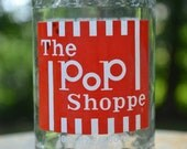 vintage pop shoppe bottle