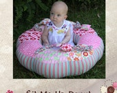 Sit me Up Donut Pattern by Paula Storm Designs