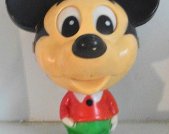 Vintage Talking Mickey Mouse - Pull String