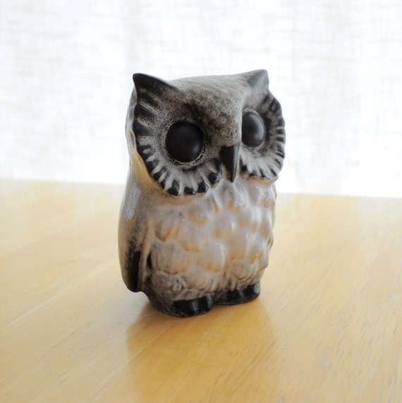 howard pierce owl figurine