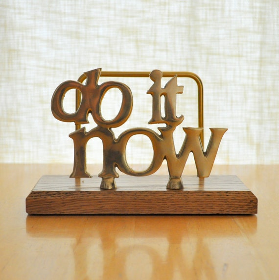 do it now desk organizer