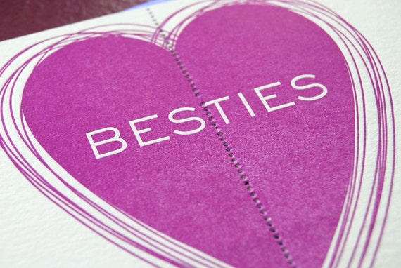 Besties Card