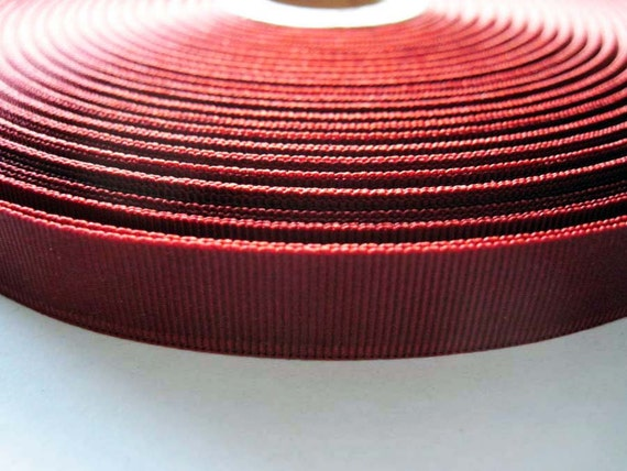 Vintage Grosgrain Ribbon 6yds
