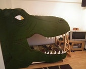 T Rex bunk bed