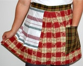 CLEARANCE- Country Christmas Apron