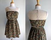 Onyx Blossom Prairie Sun Dress