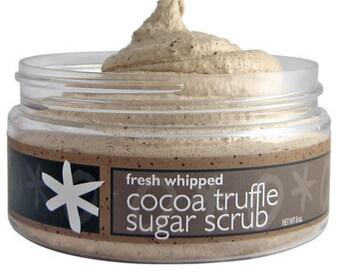 Cocoa Truffle Sugar Scrub