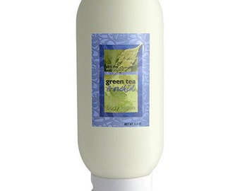 Green Tea and Orchid Body Lotion