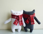 Kitties Mr and Mrs - Etsy Project Embrace