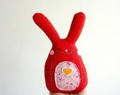 Plush - Bunny Little Rido