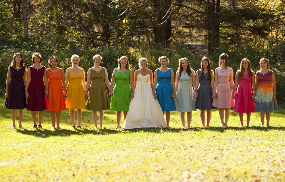 Bridesmaids dresses wedding fabric sample by michyloudotcom for Wedding dress fabric samples