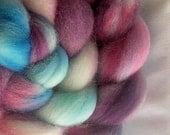 Peeves 3.4 oz Falkland Wool Top RESERVED for Cajun Fiber Co.