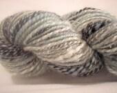 SALE Poltergeist Wool\/Linen Flax Yarn 98 yrds Medium Weight