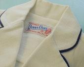 Vintage Toddler Linen Suit