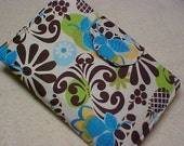 Made to order ... GOTCHA COVERED with lots of pockets ... Planner Cover, Organizer ... Modern Grace ... simplify your life and get organized