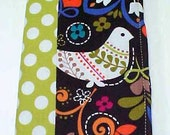 READY to ship ... Two Year Pocket CALENDAR Day Planner Address Book ... Birds of Norway and Celery Ta Dot ... get your busy life organized