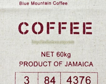 Unique Linen Collection-Blue Mountain Coffee (12.5x18 inches)