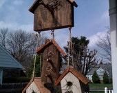 The Wood Clonk Wood Chimes