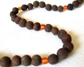Allspice Teething Necklace