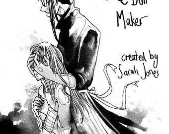 The Dollmaker - A short Comic