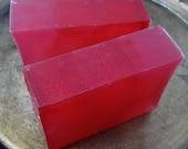 Rose Handmade Vegan Soap