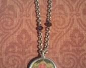 Jai Ganesh charm necklace