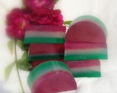 Whimsical Watermelon Soaps